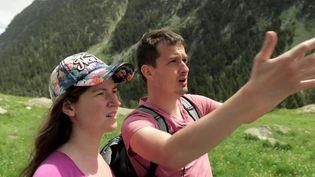 Tourisme : le succès des vacances à la montagne (France 2)
