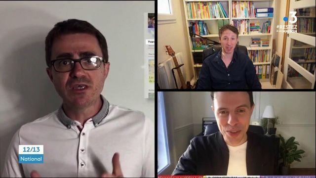 Coronavirus : le succès des cours en ligne sur Youtube