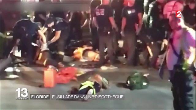 États-Unis : fusillade mortelle dans une discothèque d'Orlando