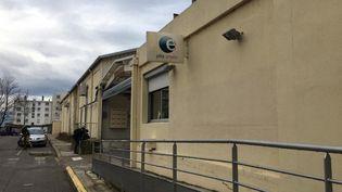 L'agence Pôle Emploi Victor Hugo à Valence où le tireur a abattu une conseillère avant de prendre la fuite et d'abattre la DRH de l'entreprise Faun, à Guilherand-Granges. (WILLY MOREAU / RADIOFRANCE)