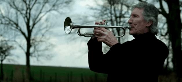 Roger Waters, hommage aux morts de Thiepval (Somme)  (France 3)