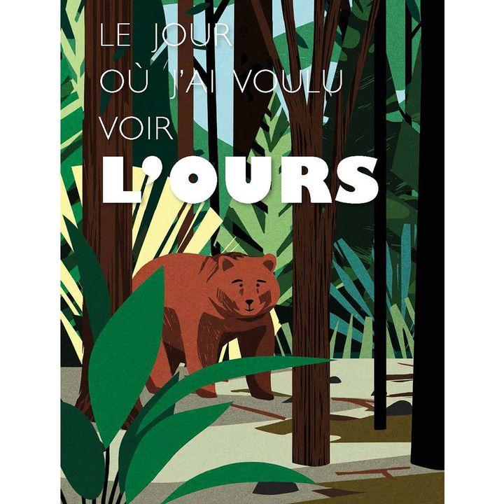 Reportage sur les ours, Sandra Laboucaire, illustré par Julien Guillem / Dong !