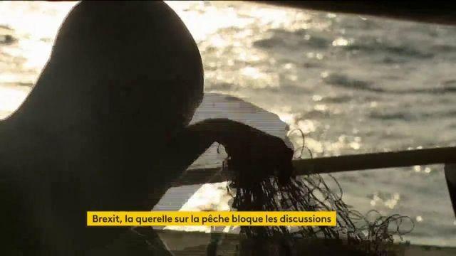 Brexit : la question de la pêche bloque les négociations