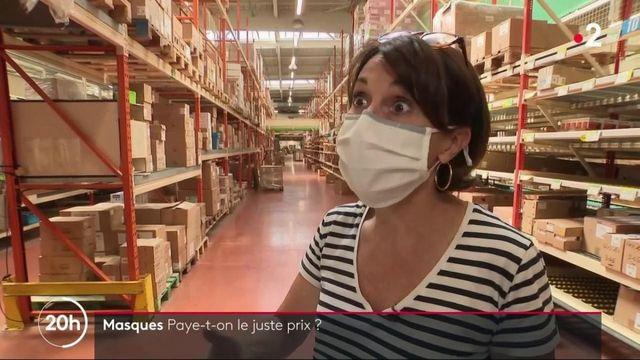 Masques chirurgicaux : quel est leur véritable prix ?