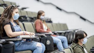 Les étudiants traversent une période très difficile dont ils ne sont pas responsables. Ils ne peuvent pas sortir, ni étudier et passer normalement leurs examens, et l'incertitude des jours à venir pèse largement sur leur moral. (FATCAMERA / E+ / GETTY IMAGES)