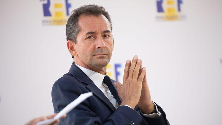 Hakim El Karoui en août 2020. (CHRISTOPHE MORIN / MAXPPP)