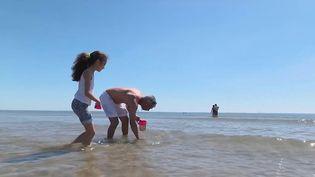 Météo : les habitants de Gruissan savourent le retour du soleil (France 2)