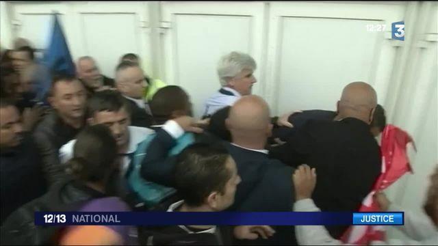 Le procès de la chemise arrachée d'Air France