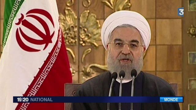 Iran : un accord historique met fin à plus de 30 ans d'isolement