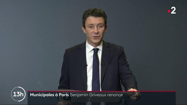Municipales à Paris : Benjamin Griveaux renonce