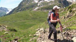 Randonner en montagne s'accompagne s'accompagne de bonnes pratiques à respecter. (France 3 Alpes)