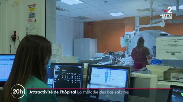 Hôpital : revaloriser les salaires pour éviter la pénurie de personnels