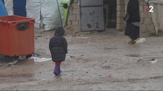 Syrie : le destin incertain des enfants des djihadistes français