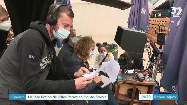 Tournage Gilles Perret