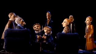Le Cadeau  (Capture d'écran France 3)