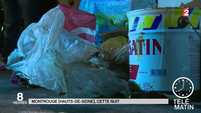 Montrouge: ceinture retrouvée