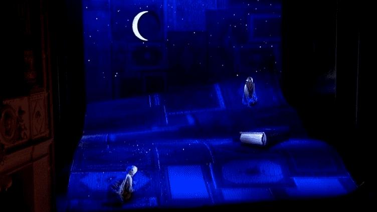 """""""Aladin et la lampe merveilleuse"""", un conte lyrique de Nino Rota par l'opéra National du Rhin dédié aux enfants  (France3 / Culturebox)"""