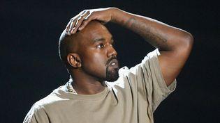 Kanye West à Los Angeles en août 2015  (Kevork Djansezian / Getty images North America / AFP)