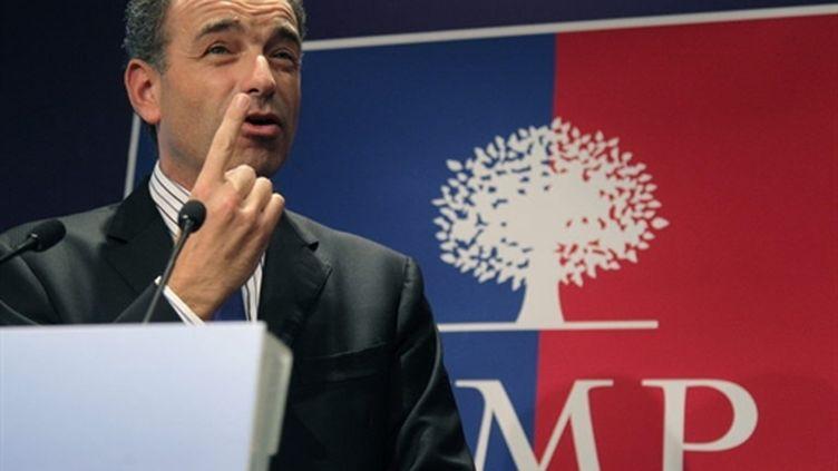 Jean-François Copé, orchestrateur du débat (janvier 2011) (AFP/Pierre verdy)