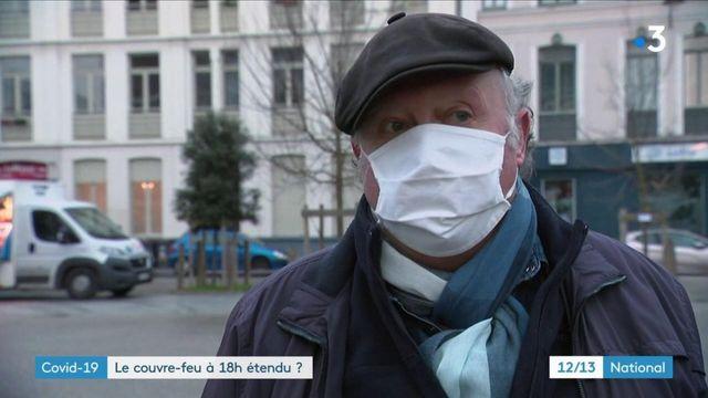Covid-19 : à Lille, la perspective d'un couvre-feu à 18 heures est mal reçue