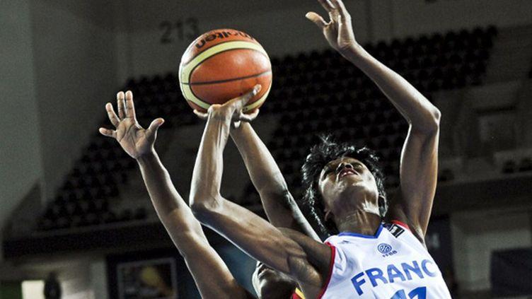 Emilie Gomis (France) (OZAN KOSE / AFP)