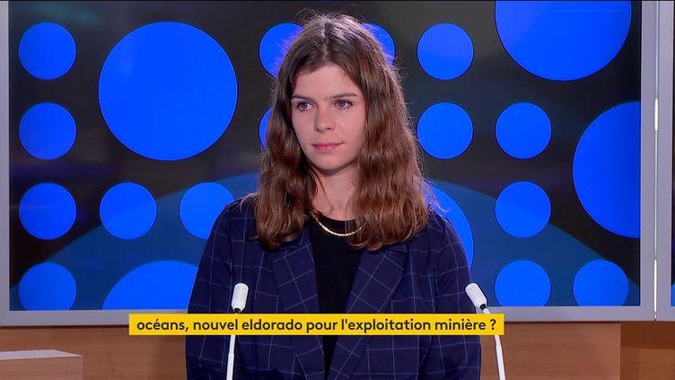 Sophie Kloetzi (FRANCEINFO)