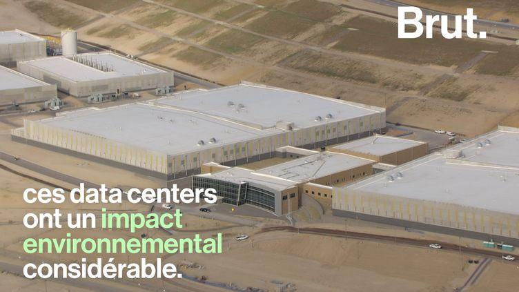 VIDEO. Trois initiatives pour réduire l'empreinte des data centers (BRUT)