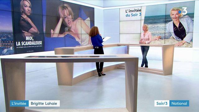 """Brigitte Lahaie : """"Mon parcours est celui d'une femme libre"""""""