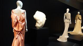Exposition Back Side / Dos à la mode au musée Bourdelleà Paris, juillet 2019 (CORINNE JEAMMET)
