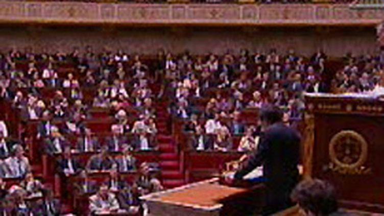L'Assemblée nationale (© France)