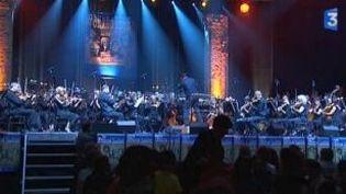 L'orchestre National du Capitole de Toulouse fait danser les enfants  (Culturebox)