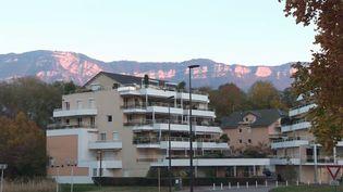 Un programme neuf en Savoie. (FRANCE 3)