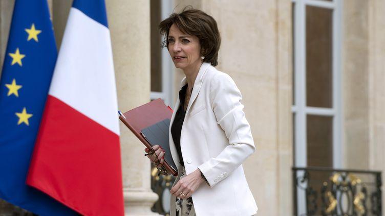 La ministre des Affaires sociales et de la Santé Marisol Touraine arrive à l'Elysée le 3 juin 2014. (ALAIN JOCARD / AFP)