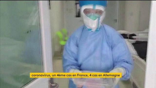 Coronavirus : un quatrième cas déclaré en France