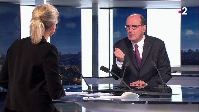 """Jean Castex : """"Nous avons plus de 2 millions de doses AstraZeneca, j'espère qu'on va les écouler"""""""
