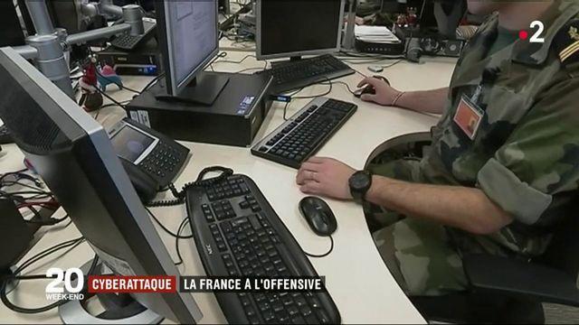Cyberattaque : la France annonce passer à l'offensive