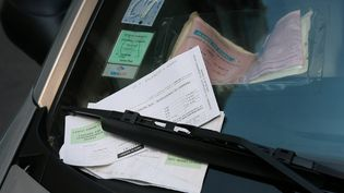 Environ 40% des contestations concernent des infractions relevées après cession du véhicule. (DAVID FRITZ / AFP)