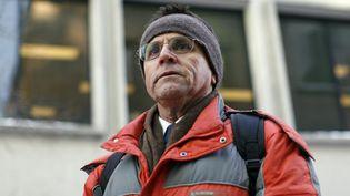 Hassan Diab, le 20 janvier 2012 à Ottawa (Canada). Il est soupçonné par la justice française d'être l'auteur de l'attentat de la rue Copernic, à Paris en 1980. (CHRIS WATTIE / REUTERS)