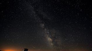 Photo prise le 6 août 2010 de l'observatoire du Pic du Midi, un site qui permet de s'initier à l'astronomie. (REMY GABALDA / AFP)