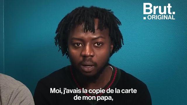 On lui avait promis une carrière de footballeur professionnel. Aujourd'hui, ce jeune ivoirien se retrouve livré à lui-même dans les rues de Paris.