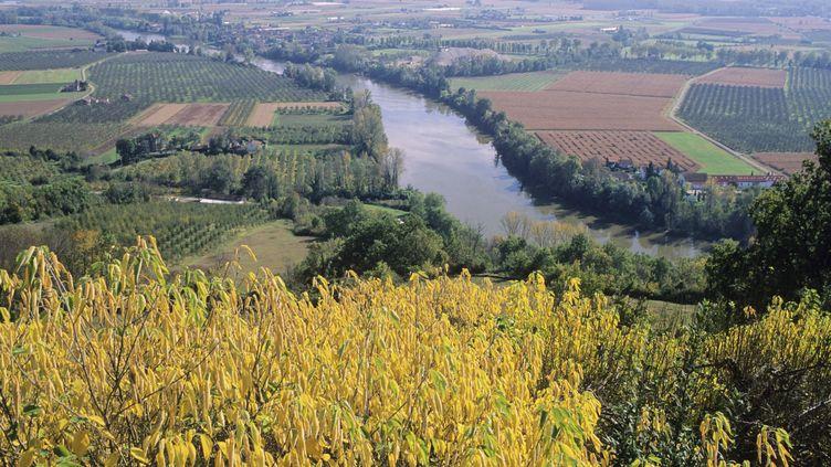 Clairac (Lot-et-Garonne), où les restes d'un nourrisson ont été découverts mardi 18 septembre 2012. (BRUNO BARBIER / ONLY FRANCE / AFP)