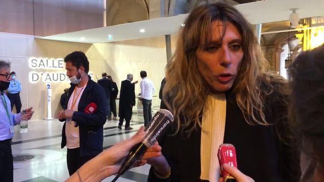 L'avocate Aurélie Soria
