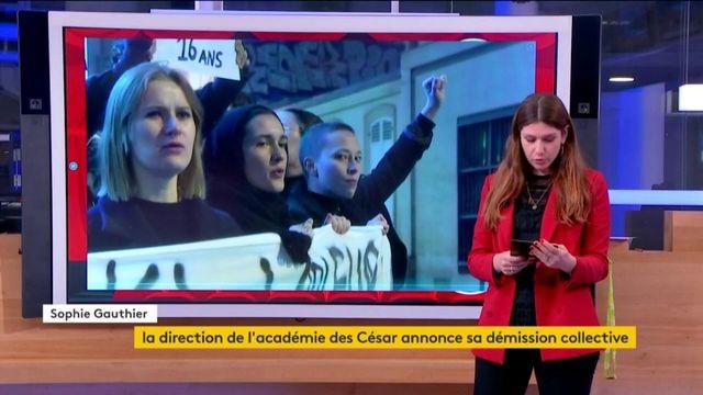 La direction de l'académie des César annonce sa démission collective
