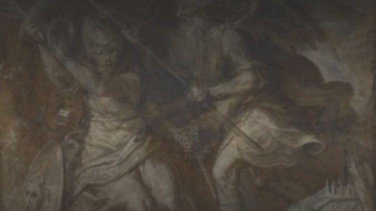 Un tableau volé au musée des Beaux-Arts de Rouen (FRANCEINFO)