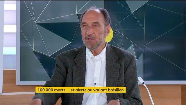 Covid-19 : 100 000 morts Dr Robert Sebbag