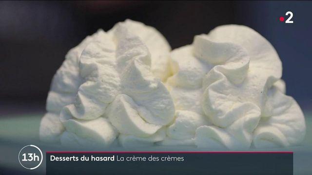 Dessert du hasard : ce jour où on a inventé la crème chantilly