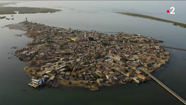Sénégal : à la découverte de l'île-coquillage