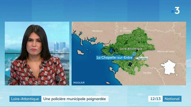 Loire-Atlantique : une policière municipale grièvement blessée au couteau, le suspect activement recherché