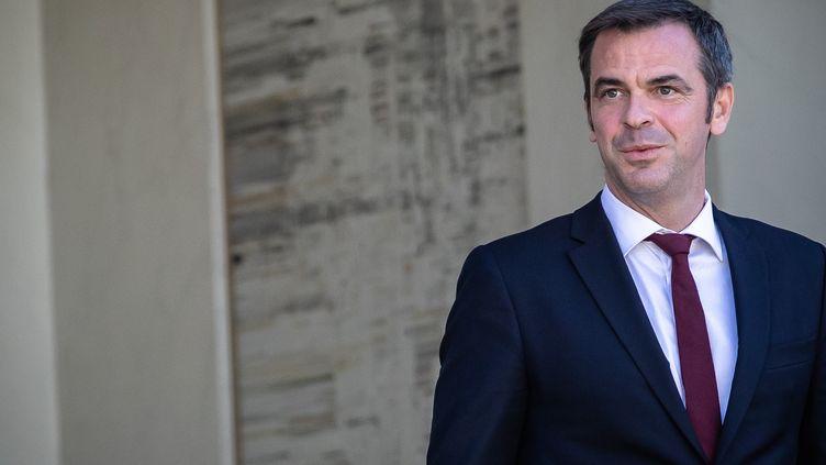 Olivier Véran, le ministre de la Santé, le 8 juillet 2020. (AURELIEN MORISSARD / XINHUA)