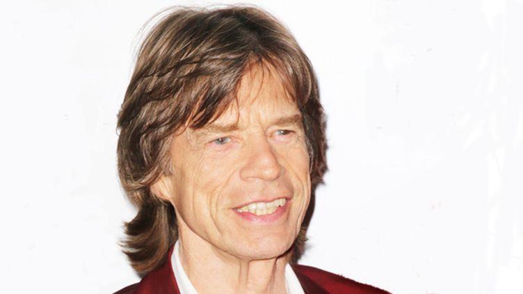 Mick Jagger, toujours aussi juvénile, à Londres le 5 novembre 2013.  (Citizenside/Richard Goldschmidt /AFP )